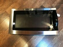 OEM Samsung Microwave Oven Complete Door Assembly to Model SMH9151STE XAA 0000