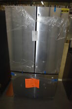 GE GNE27JSMSS 36  Stainless French Door Refrigerator NOB  38764 HRT