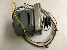 Maytag Washing Machine A510  Motor with Belt Tensioner and Pully