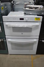 GE PT7800DHWW 30  White Microwave Oven Combo Wall Oven  34544 MAD