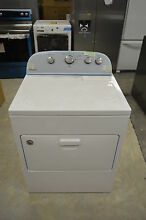 Whirlpool WED4915EW 29  White Front Load Electric Dryer NOB T2  15261 CLW