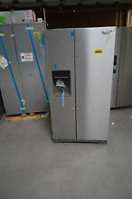 Whirlpool WRS571CIDM 36  Stainless Side By Side Refrigerator NOB  30785 HRT