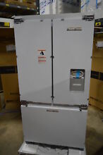FisherPaykel RS36A72U1 36  Custom Panel French Door Refrigerator CD  38918 MAD