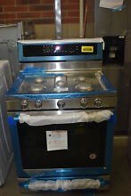 KitchenAid KFGS530ESS 30  Stainless Convection Oven Gas Range NOB  39205 HRT