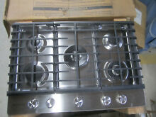 KitchenAid KCGS950ESS02 30  Built in Gas Cooktop Stainless Steel   Griddle plate