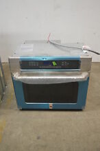 GE Cafe CT918STSS 30  Stainless Single Electric Convection Wall Oven  3143 MAD