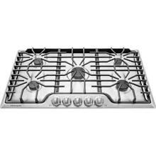 NEW Frigidaire 36  Gas Burner Cooktop in Stainless Steel Cast Iron   FFGC 3626SS