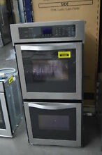 Whirlpool WOD51ES4ES 24  Double Electric Wall Oven NOB  30674 HRT