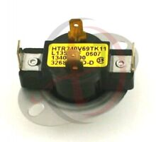 For Frigidaire Dryer Cycle   Operating Thermostat PP PS419278