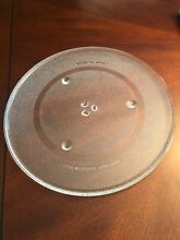 GE Profile Microwave Turntable Tray  16 1 2  Clear  Part  WB48X10046