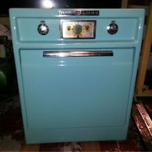 GE Built in oven and range cook top  Antique
