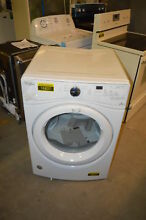 Whirlpool WED7590FW 27  White Front Load Stack Electric Dryer NOB  16837 T2 CLW