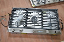 Dacor DCT365SNG 36  Stainless 5 Burner Gas Built In Cooktop NOB  25023 MAD
