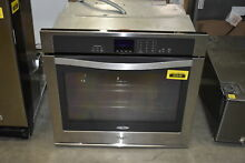 Whirlpool WOS51EC0AS 30  Stainless Single Electric Wall Oven NOB  36848 HRT