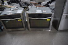 Whirlpool WOS51EC0AS 30  Stainless Single Electric Wall Oven NOB  30423 CLW