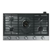 Samsung NA36N7755TS AA 36inch Gas Cooktop with 22K BTU   Stainless Steel
