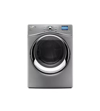 Whirlpool WED97HEXL 27  Silver Front Load Electric Steam Dryer NIB  9287 HRT