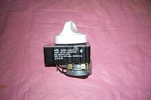 FRIGIDAIRE DRYER TIMER WITH KNOB   131710100 SEE PICTURES