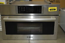 Bosch Benchmark HSLP451UC 30  Stainless Steam Convection Oven NOB  37491 HRT