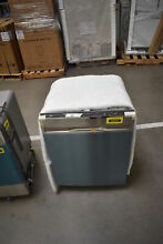 GE GDP615HSMSS 24  Stainless Fully Integrated Dishwasher NOB  39609 HRT