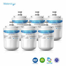 Fits Maytag UKF6001AXX 9511977 Comparable Refrigerator Water Filter 6 Pack