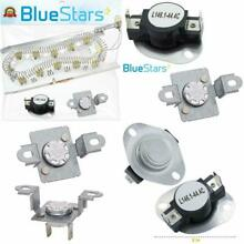 3387747  279973 Dryer Heating Element With Dryer Thermal Cut off Fuse Kit by Bl