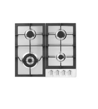 Fisher Paykel CG244LWFX1 24  Stainless Drop In LP Gas Cooktop NIB HRT