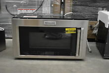 KitchenAid KMHP519ESS 30  Stainless Over The Range Microwave NOB  39127 HRT