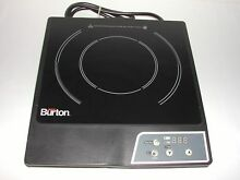 Max Burton 6000 1800 Watt Portable Induction Cooktop Dorm Camping RV Fishing