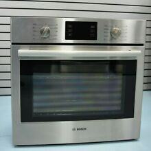 Bosch HBL5451UC 500 Series 30  Stainless Steel Electric Single Wall Oven