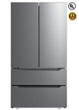 Thor HRF3602 36 inch Wide Refrigerator Stainless Steel  Automatic Ice maker