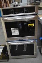 Frigidaire FGET2765PF 27  Stainless Double Wall Oven NOB  29949 HRT