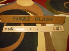 GE Refrigerator Vintage Defrost Heater WR51X133 Glass Tube