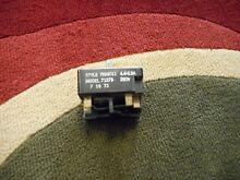 Frigidaire Burner Control Switch Range Stove 7533011 Vintage GM Made in USA Part