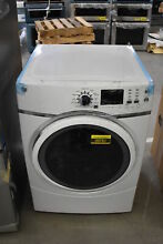 GE GFD45ESSMWW 27  White Front Load Electric Dryer NOB  39761 HRT