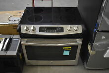 GE JD630SFSS 30  Stainless Drop In Electric Range  39764 HRT