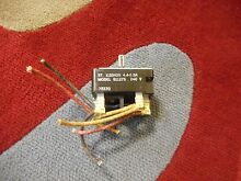 Frigidaire Gibson Burner Control Switch Range Stove Vintage Made in USA 1133429
