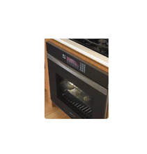 Dacor PO127BK 27  Black Single Built In Electric Wall Oven NOB  32208 MAD