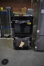 Whirlpool WOD93EC7AB 27  Black Electric Double Wall Oven NOB  39976 HRT