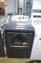 GE GTD75ECPLDG 27  Diamond Gray Front Load Electric Dryer NOB  30527 MAD