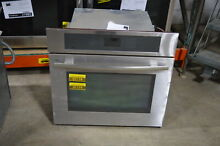 Jenn Air JJW2430WS 30  Stainless Single Electric Wall Oven NOB  1174 MAD