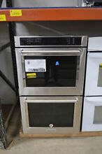 KitchenAid KODE300ESS 30  Stainless Double Convection Wall Oven NOB  15809 MAD