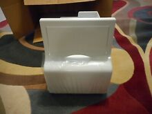 Frigidaire Kenmore Westinghouse Refrigerator Ice Maker Bin With Auger  B 4