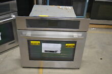 Jenn Air JJW2430WS 30  Stainless Single Convection Wall Oven NOB  1156 MAD