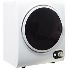Mini Electric Dryer Compact 1 5 Cu Ft Laundry Home Apartment Dorm Cloth Drying