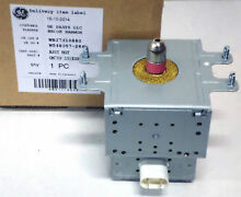 Genuine OEM WB27X10880 GE Microwave Assembly Magnetron AP3860541 PS1019593