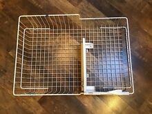 OEM Maytag Amana Freezer Upper Wire Basket with Divider 67004987  67004127 Nice