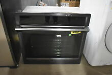 Samsung NV51K6650SG 30  Black Stainless Single Electric Wall Oven  30179 MAD