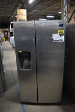 Samsung RS25J500DSR 36  Stainless Side By Side Refrigerator NOB  29321 MAD