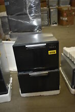 Fisher Paykel DD24DAB9 24  Black Full Console Dishwasher NOB  40285 HRT